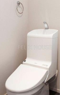 【トイレ】ユーフォリア富士見台