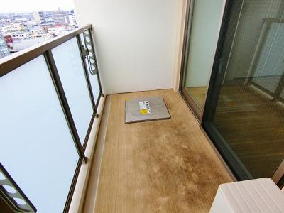 【バルコニー】Future宿院
