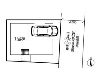 東武東上線「中板橋」駅徒歩7分の駅チカ好立地、限定1邸です