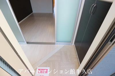 【玄関】グランドノアール