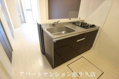 【キッチン】グランドノアール