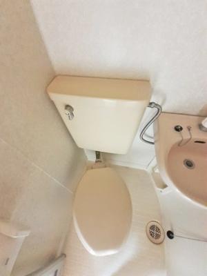 【トイレ】シティパレス清水町I