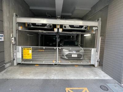 【駐車場】アーバネックス大阪城WEST