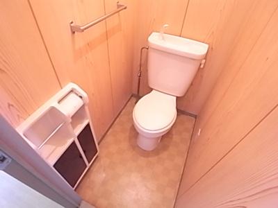 【トイレ】グリーンコート忍ケ丘