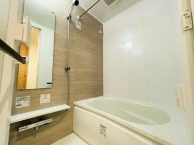 ルーブル阿佐ヶ谷北のお風呂です。