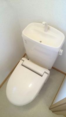 【トイレ】ラフォーレⅡ