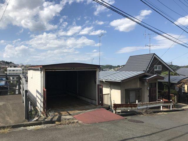 【外観】西生田3丁目売地
