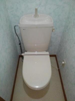 【トイレ】ツインヴィラA