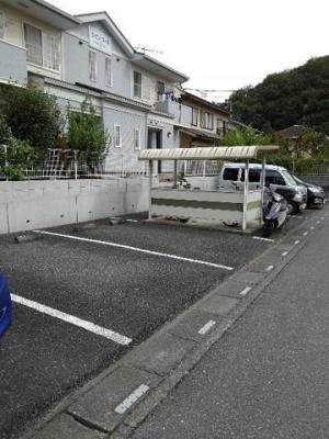 【駐車場】ツインヴィラA