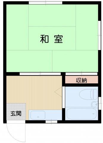 ダンハウセ小石川 201の画像