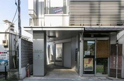 【エントランス】F-FLAT三軒茶屋  駅近 オートロック バストイレ別 独立洗面台