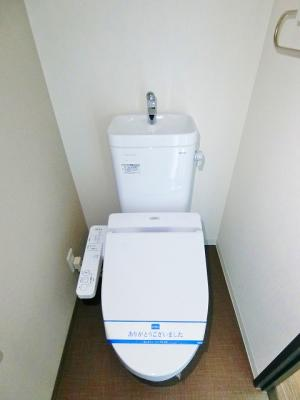 【トイレ】グレースエビス