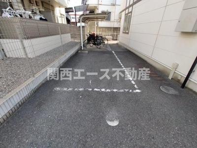 【居間・リビング】フジパレスフォンターナⅠ番館