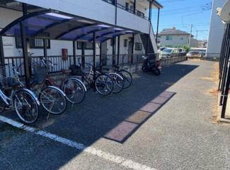 【駐輪場】さいたま市桜区栄和3丁目一棟アパート