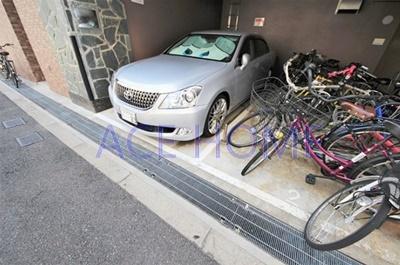 【駐車場】ラナップスクエア難波南