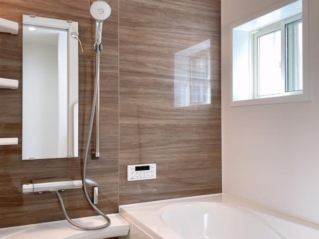 【浴室】大和高田市中今里町 新築(全2区画)1号地