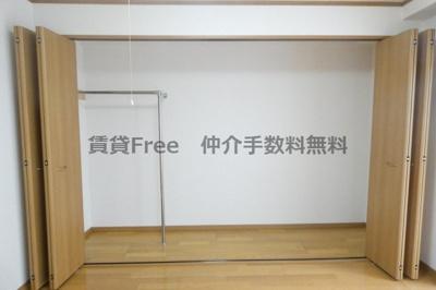 【収納】新深江池田マンション 仲介手数料無料