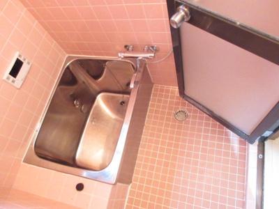 【浴室】城南町貸家