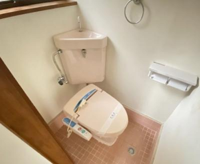 【トイレ】城南町貸家