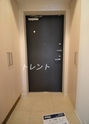 【玄関】HF西新宿レジデンスWEST