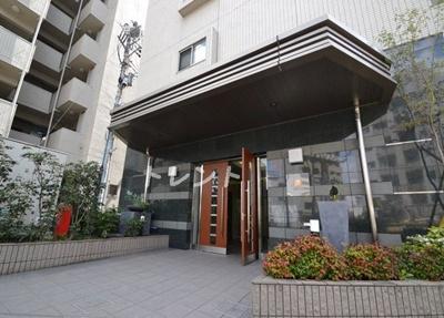 【エントランス】HF西新宿レジデンスWEST