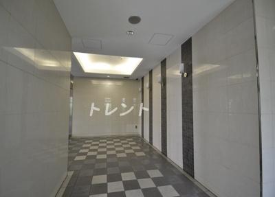 【ロビー】HF西新宿レジデンスWEST