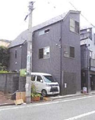 【外観】新宿区西落合3丁目 中古戸建