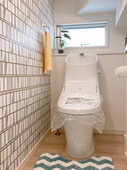 【トイレ】大和高田市中今里町 新築(全2区画)2号地