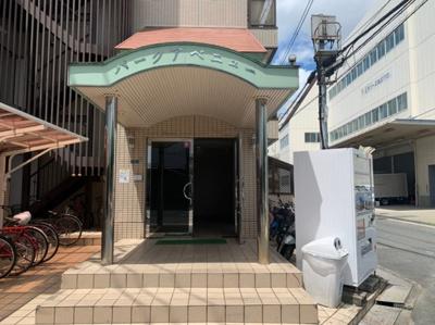 【エントランス】パークアベニュー
