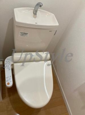 【トイレ】アルクスコート赤羽西