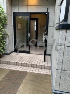 【エントランス】クリスタル・ハイツ青井