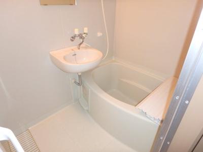 【浴室】クレールピア