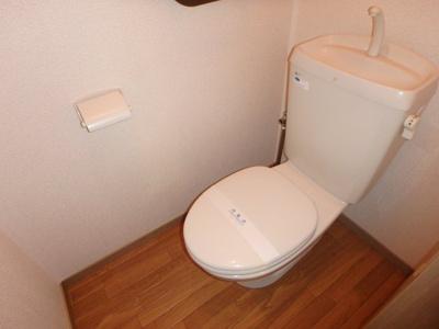 【トイレ】クレールピア