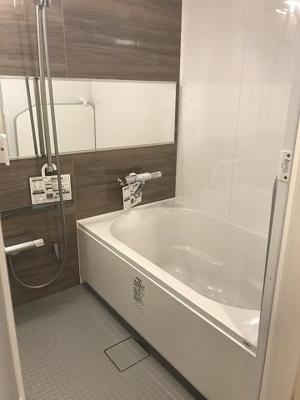 【浴室】南薬院パークマンション