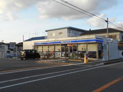 ローソン堺向陵東町3丁店 331m