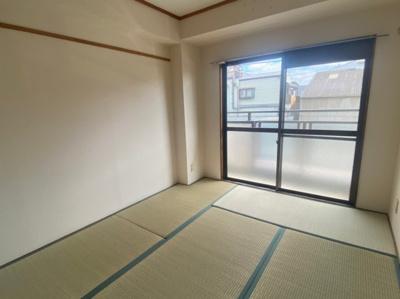 【和室】湊川マンション