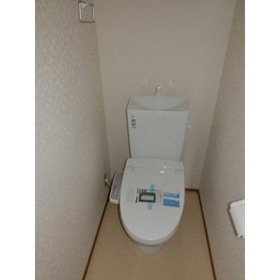 【トイレ】グレイシャス