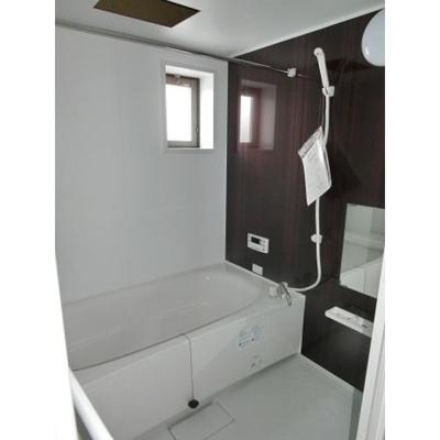 【浴室】エストポミエA棟