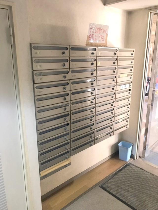 メールボックスです。