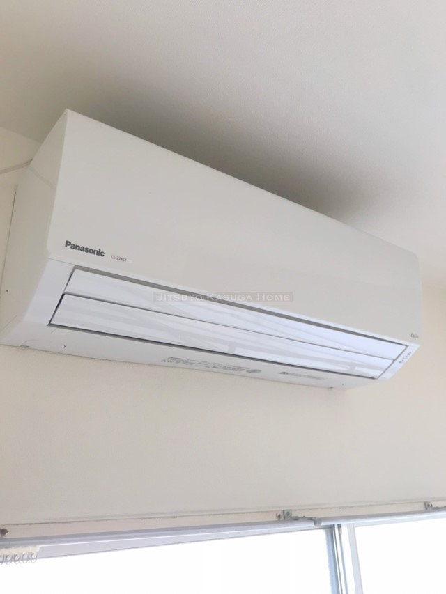 エアコンです。(同一設備です)