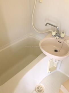 お風呂です。(同一設備です)