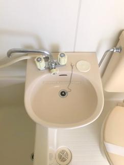 洗面台です。(同一設備です)