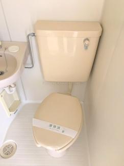 トイレです。(同一設備です)