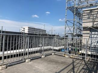 東南側の眺望