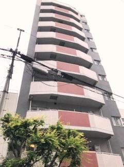 11建て28戸の最上階