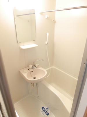 【浴室】スカイコート日本橋第5