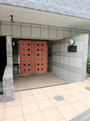 【エントランス】スカイコート日本橋浜町第2