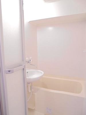 【浴室】スカイコート日本橋浜町第2
