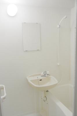 【浴室】スカイコート三田慶大前