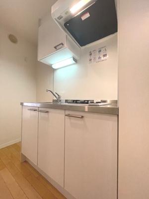 【キッチン】ミディアス・スカイコート赤坂